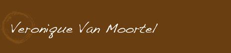 Logo Veronique Van Moortel